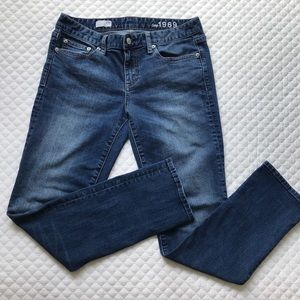 Gap Jeans Real Straight, size 8